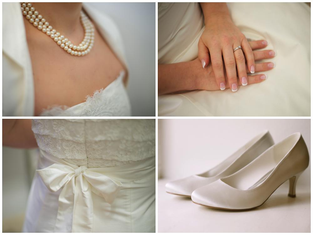 Detaljer från brudens förberedelser Bröllopsfotograf Erika Aminoff