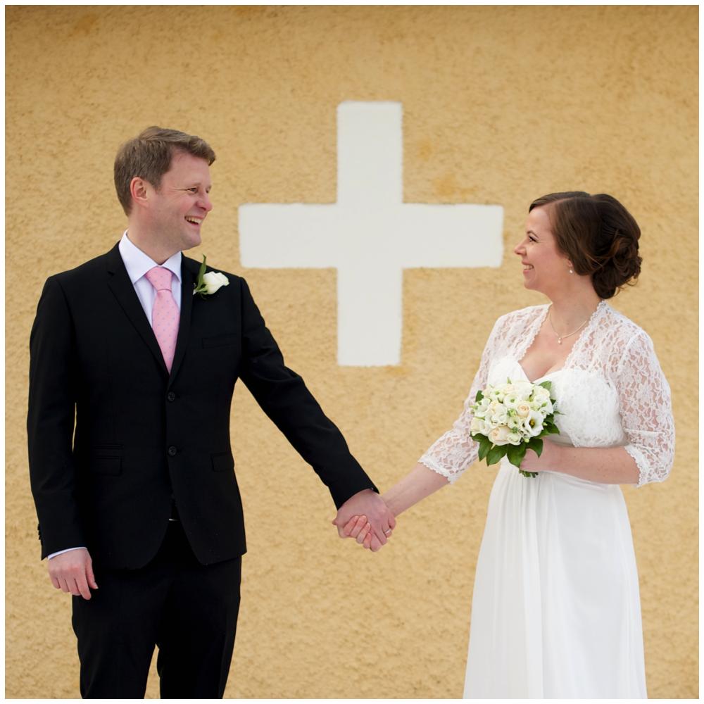 Bröllop i Danderyds Kyrka Fotograf Erika Aminoff