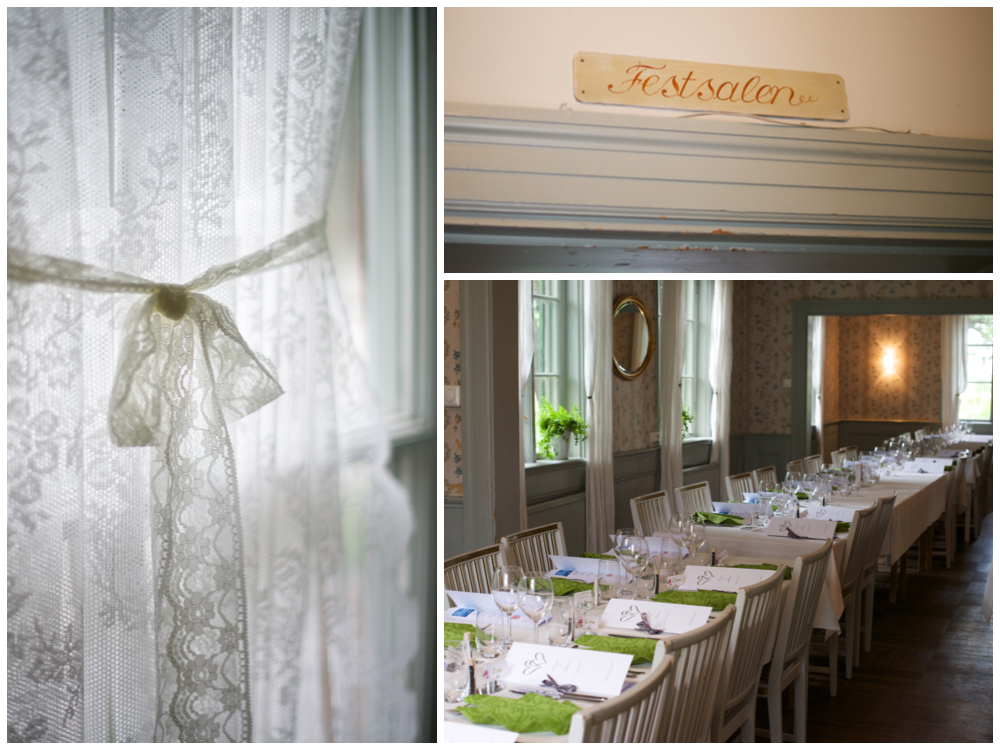 Bröllop på Herrängens gård förevigat av Erika Aminoff Photography