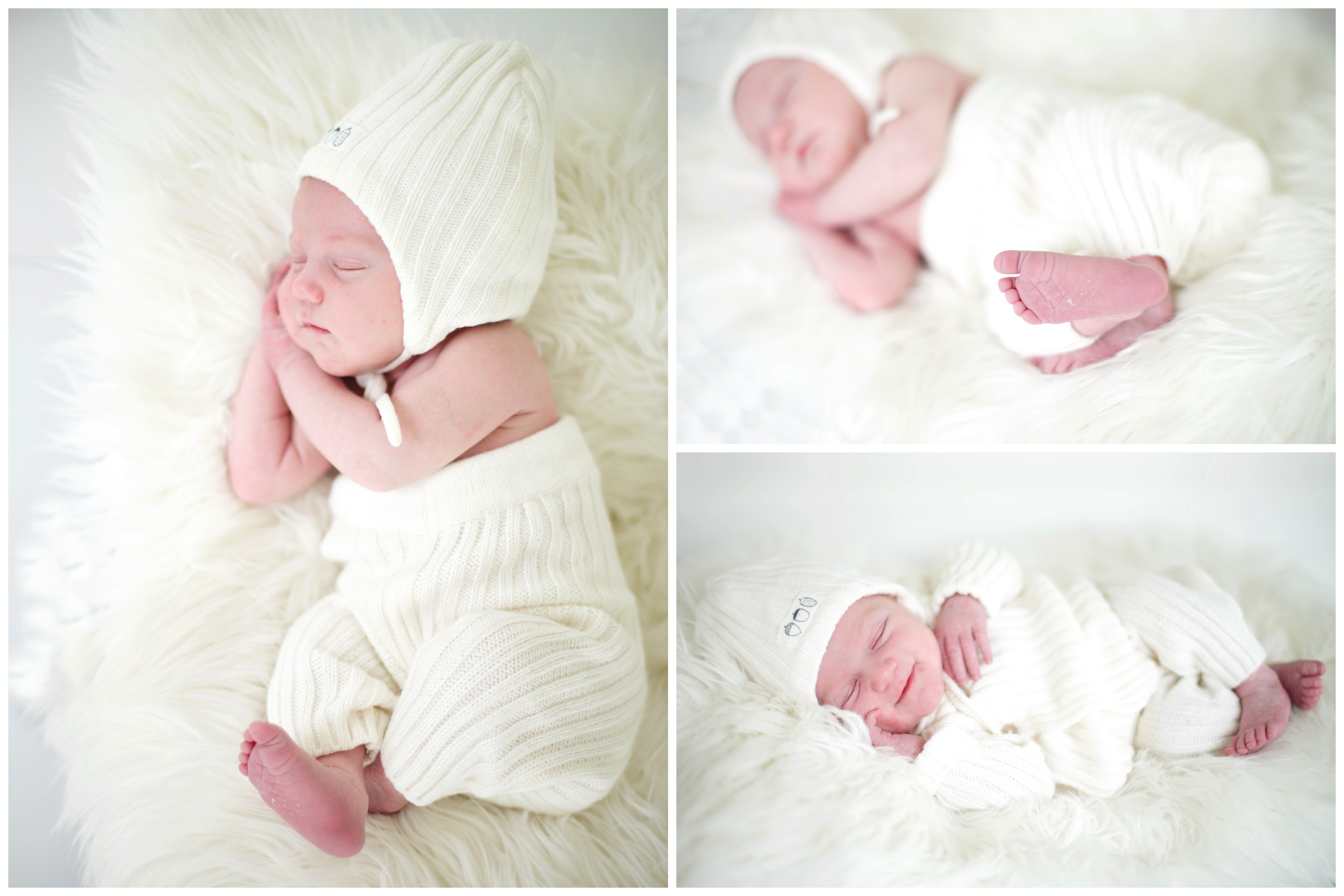 Babyfotografering hemma med Familjefotograf i Täby Erika Aminoff