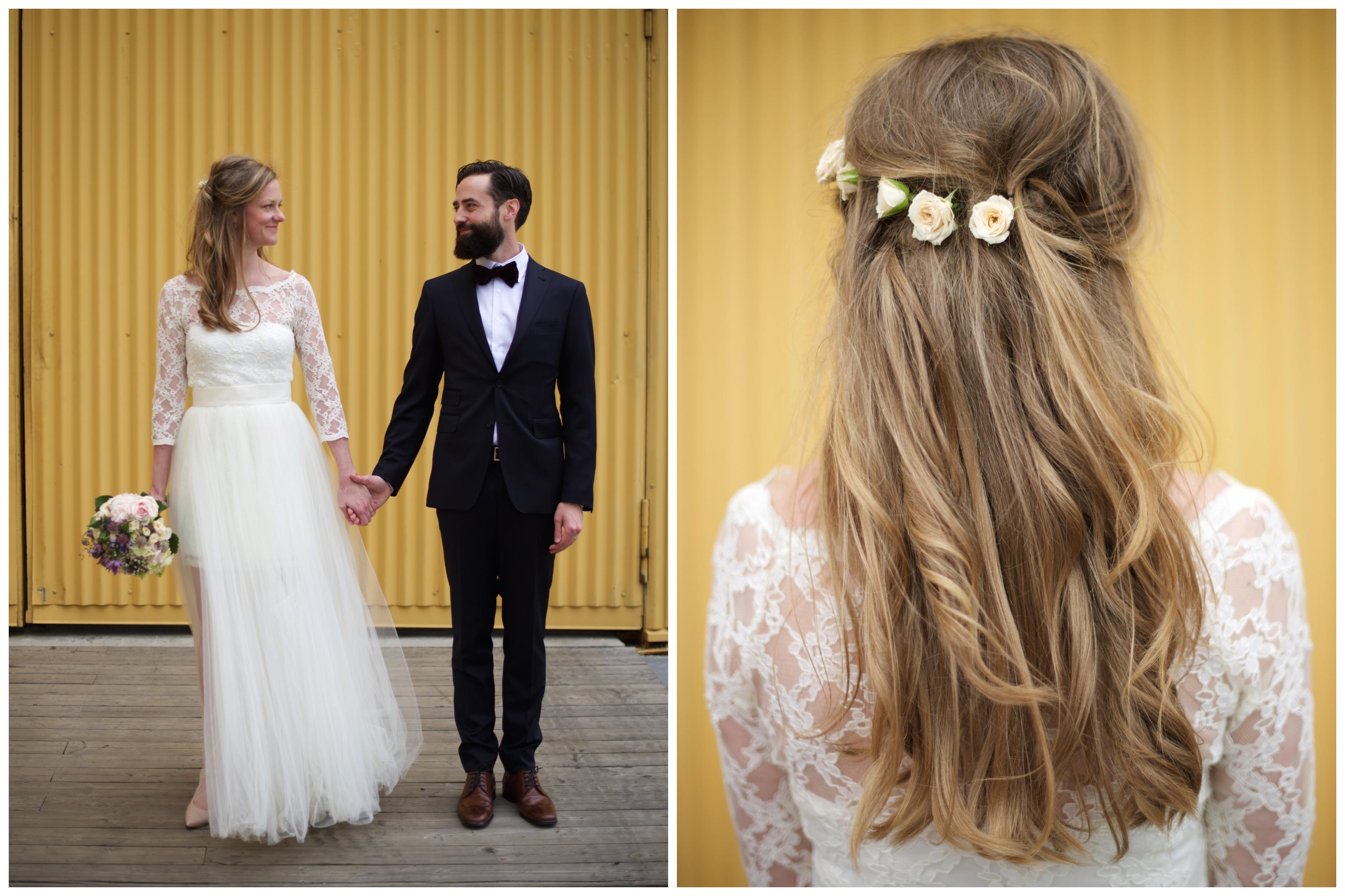 Bröllop på Oaxen på Djurgården förevigat av Erika Aminoff Photography