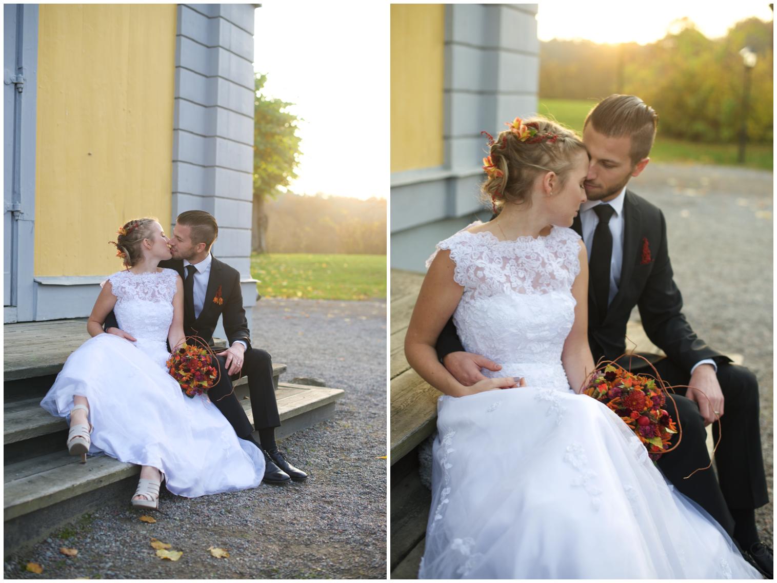 Bröllop på Nyckelvikens Herrgård Erika Aminoff