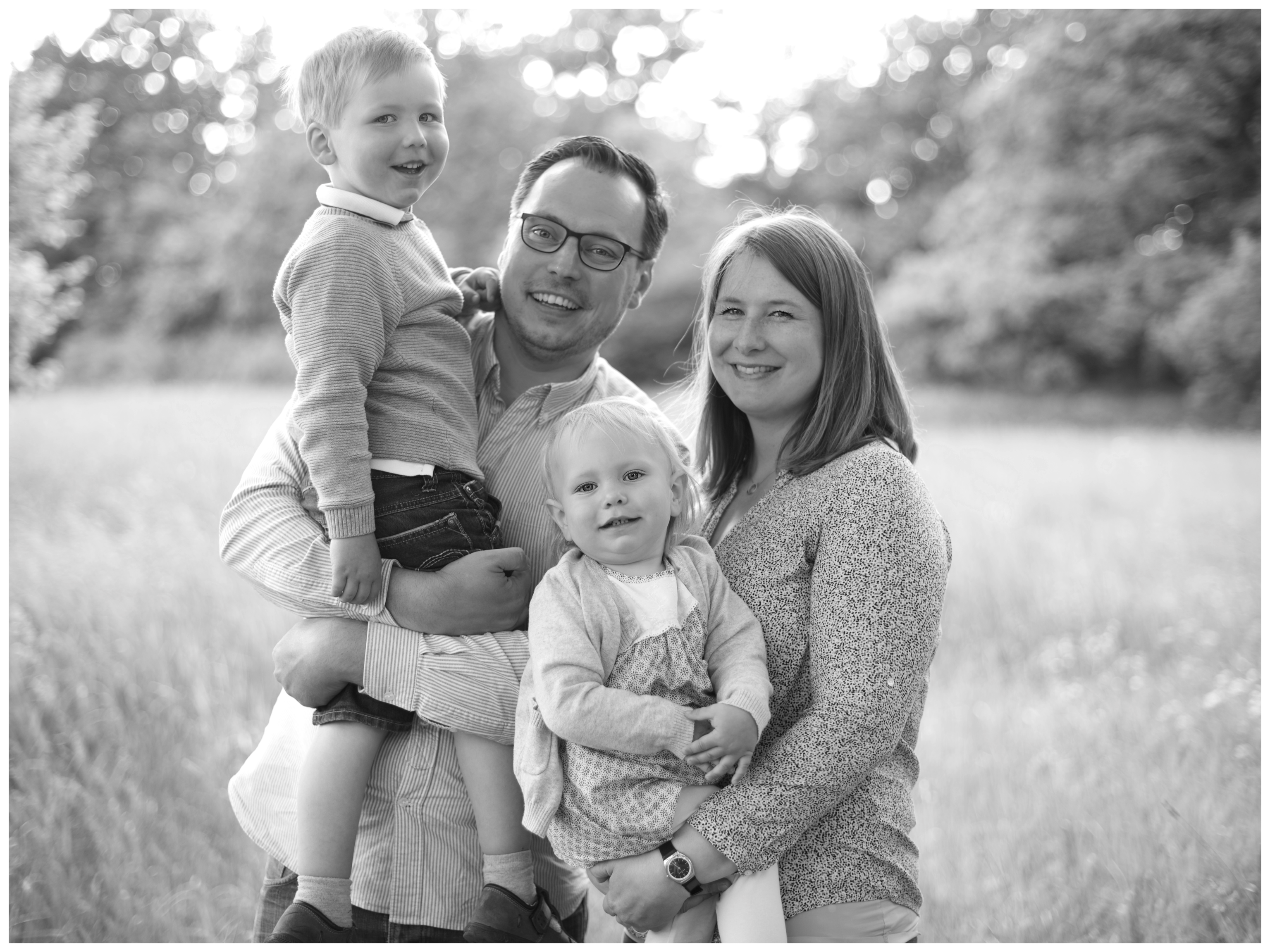 Familjefotografering Erika Aminoff