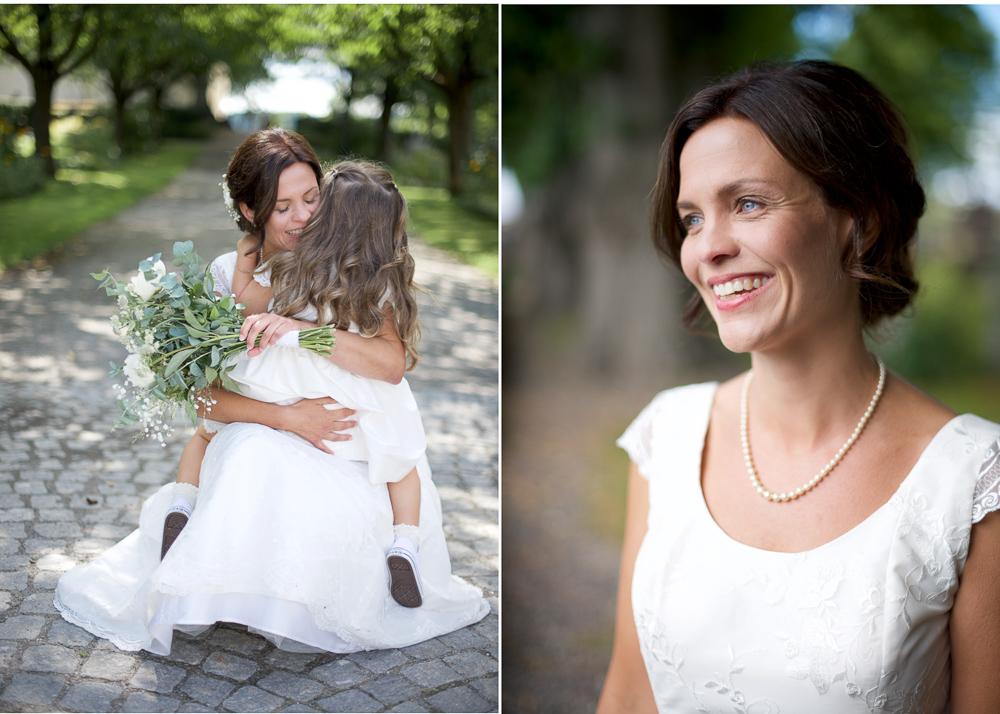 Bröllopsfotograf Erika Aminoff Bröllop på Ekerö