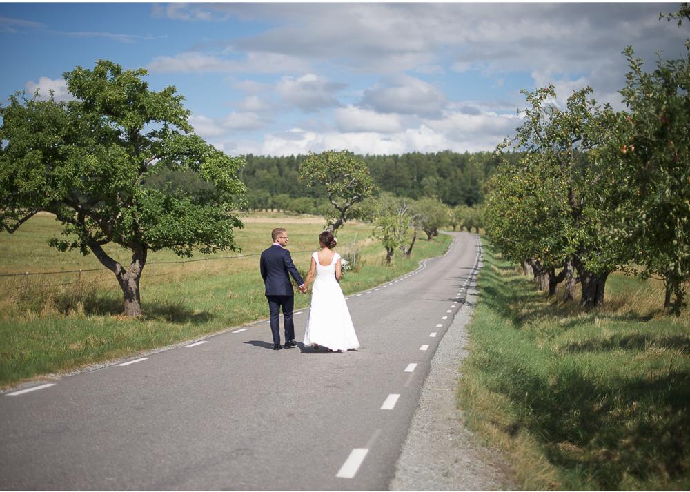 Bröllopsfotograf Ekerö