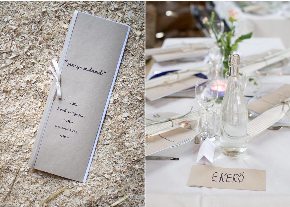 Bröllop Lovö Magasin