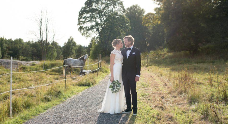 Bröllop Lidingö Kyrka Bröllopsfotograf Lidingö Täby Danderyd