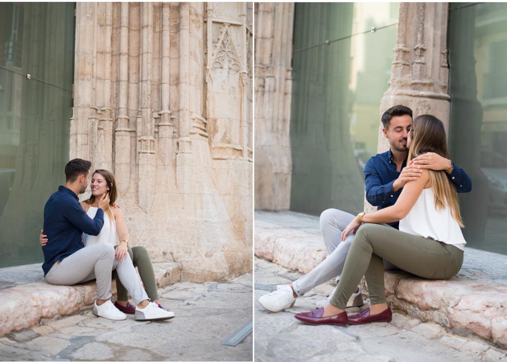 Förlovningsfotografering Spanien. Erika Aminoff Svensk fotograf utomlands
