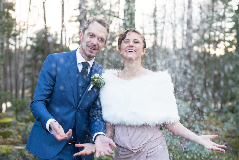Bröllopsfotograf Erika Aminoff Vinterbröllop Täby Danderyd Lidingö