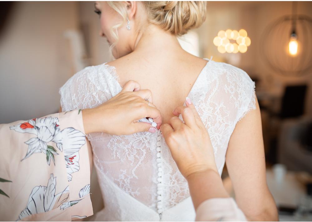 Brudens förberedelser Bröllopsfotograf Norrköping Bröllopsfotograf Täby