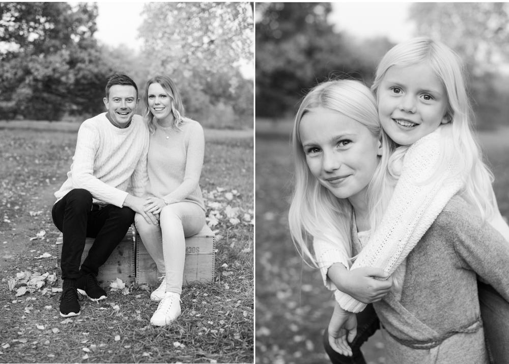 Barnfotografering i Stockholm utomhusfotografering familj fotograf Erika Aminoff