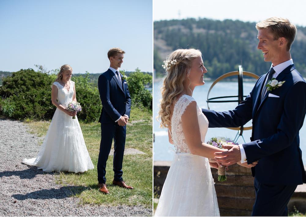 Bröllopsfotograf Högberga gård Lidingöbröllop