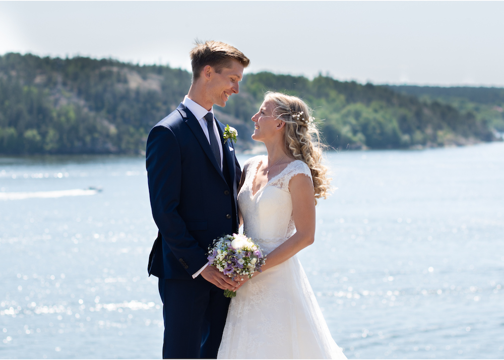 Bröllop Högberga gård Lidingöbröllop